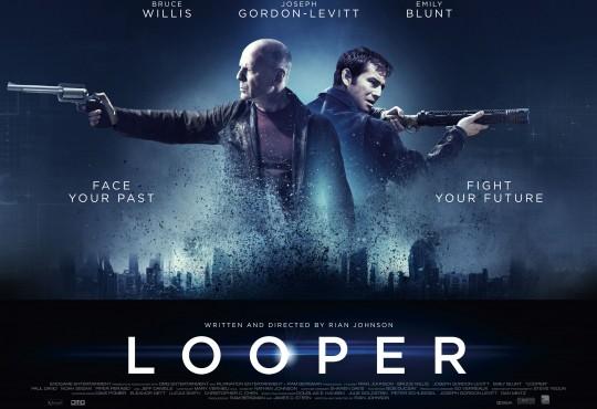 Looper opens Friday September 28