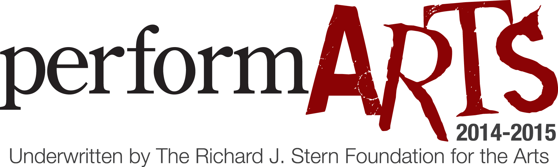 performARTS logo