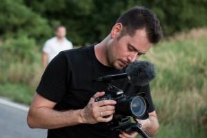 Filmmaker Nicholaus James