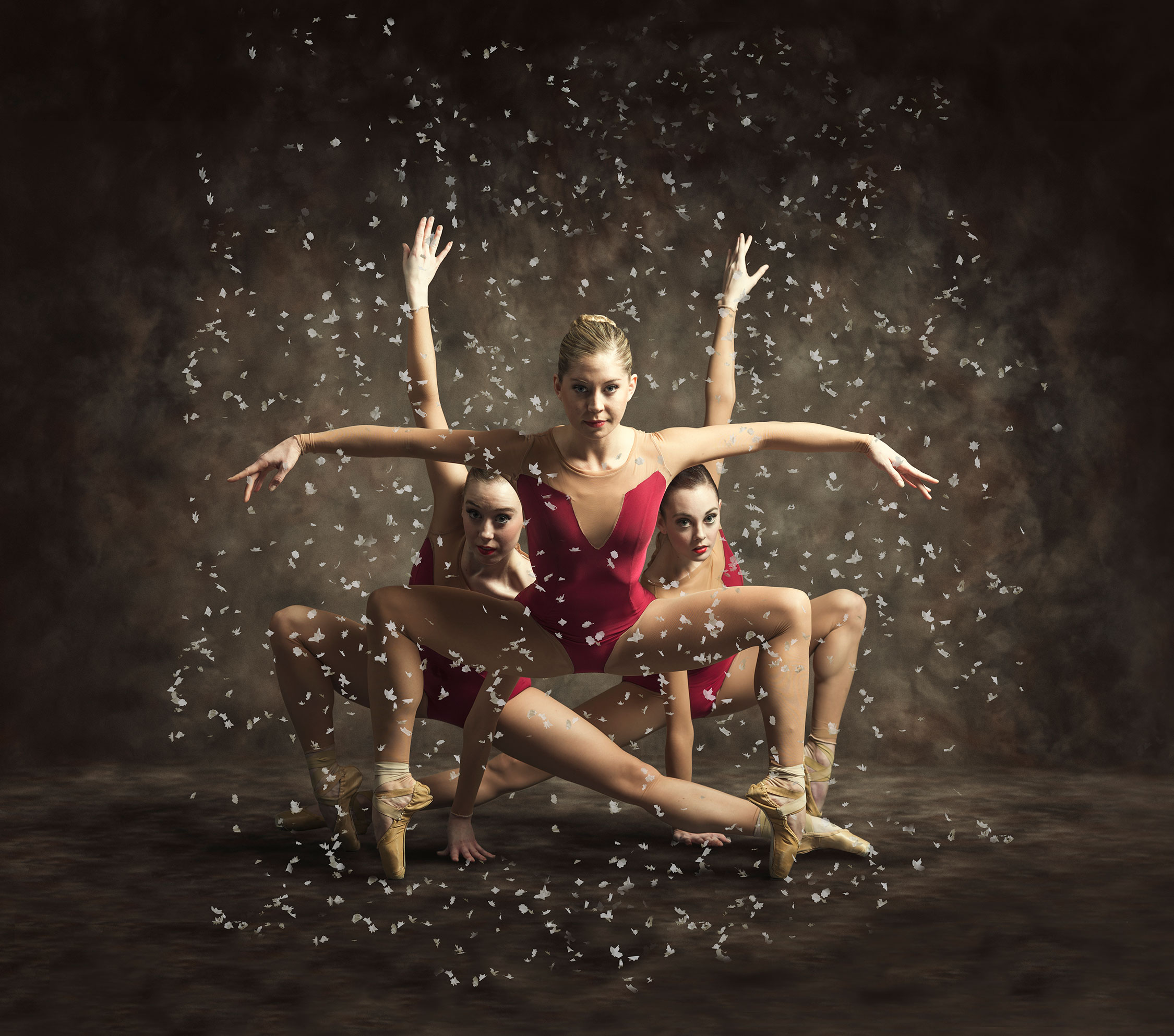 "A huge snow globe that he saw in a hotel in Russia was part of choreographer Edwaard Liang's inspiration for Wunderland, part of the Kansas City Ballet's ""Dances Daring"" program, May 8-17 in the Kauffman Theatre. The featured performers include Kaleena Burks, Molly Wagner and Sarah Walborn."