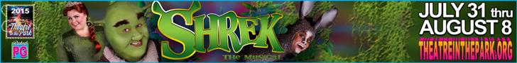 Shrek – Banner