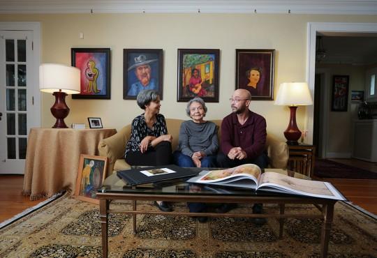 Collectors Corner: Roberta and Elton Gumbel, Jr.