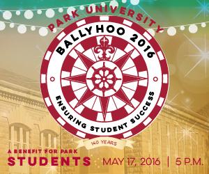 Park University – Ballyhoo 2