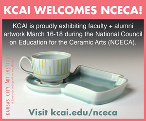 KCAI NCECA – Sidebar