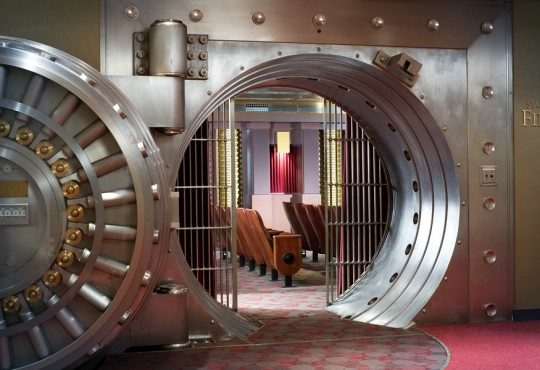 What To Do With That Old Bank Vault in the Basement?
