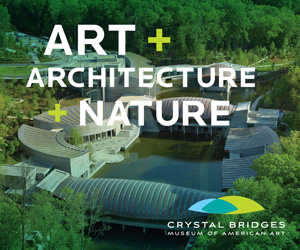 Crystal Bridges – General Sidebar
