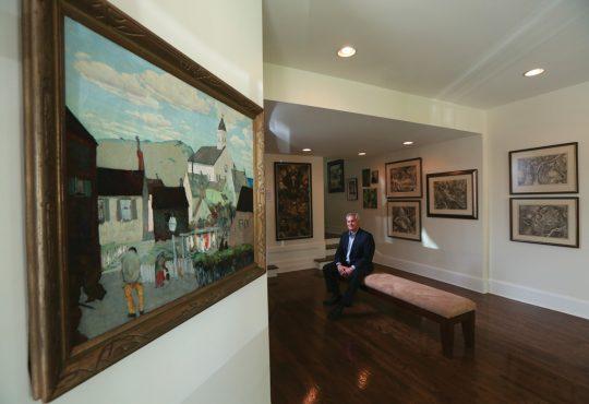 Collector's Corner: Roland Sabates