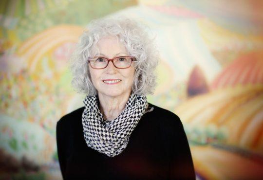 Honors: Carol Zastoupil