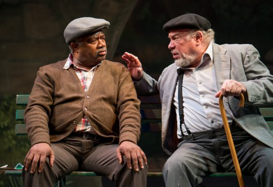 Kansas City Actors Theatre's  'I'm Not Rappaport' Has a Touch of Arthritis