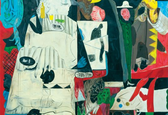 """Scott Anderson: Supper Club,"" Nerman Museum of Contemporary Art"
