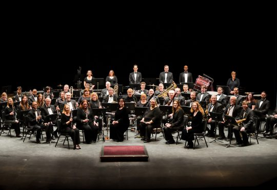 The Kansas City Wind Symphony's 19th Season Begins