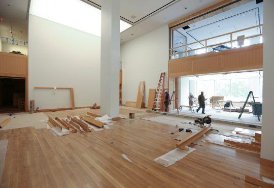 Renovation Transforms KU's  Spencer Museum Of Art
