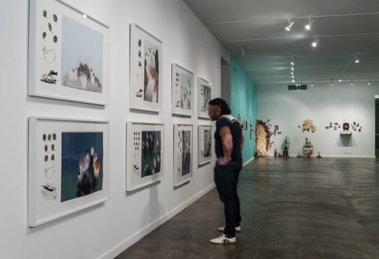 """2016 Charlotte Street Visual Artist Awards Exhibition,"" Kemper at the Crossroads"