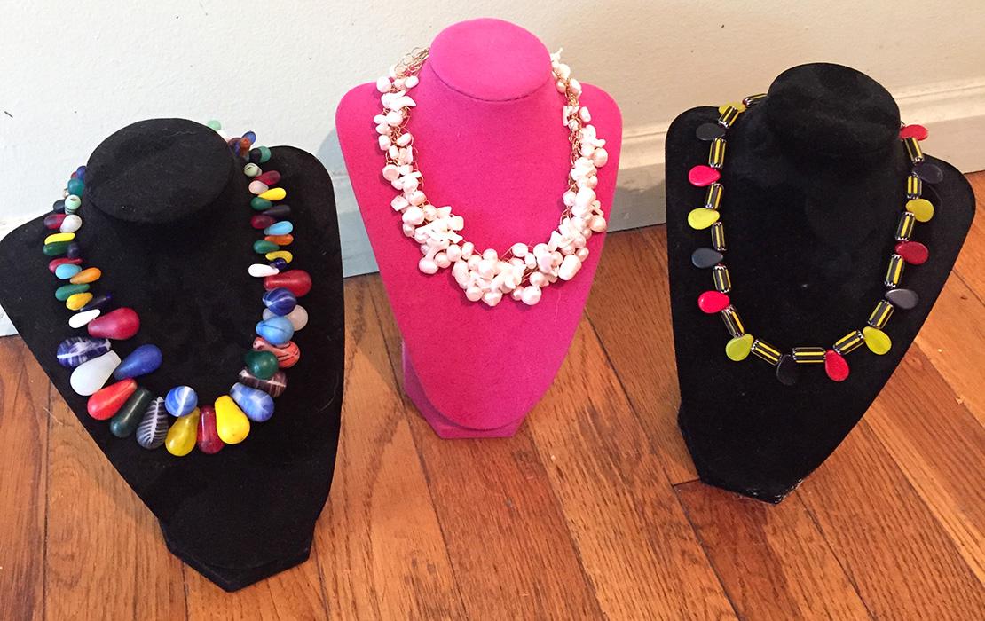Jewelry by Lizzie Drake