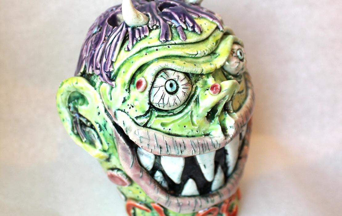 Ceramics by Lance Greteman