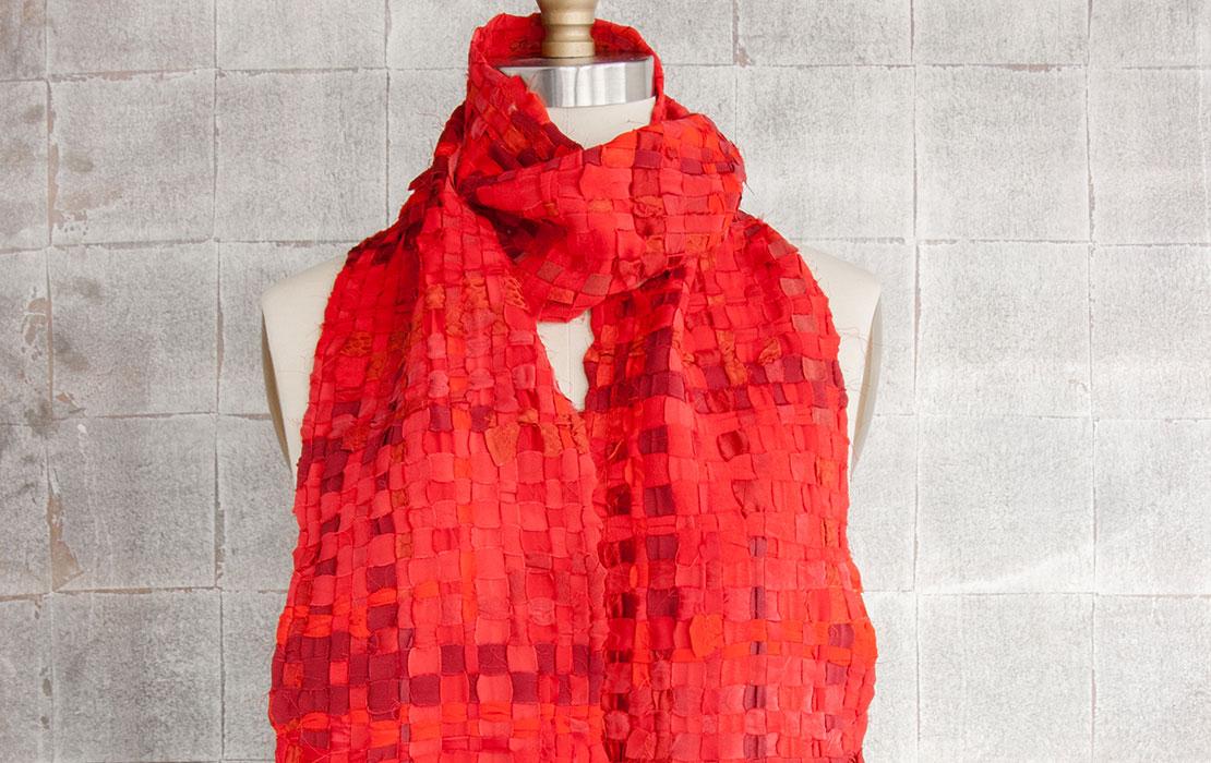 Textiles by Debra Smith at Asiatica