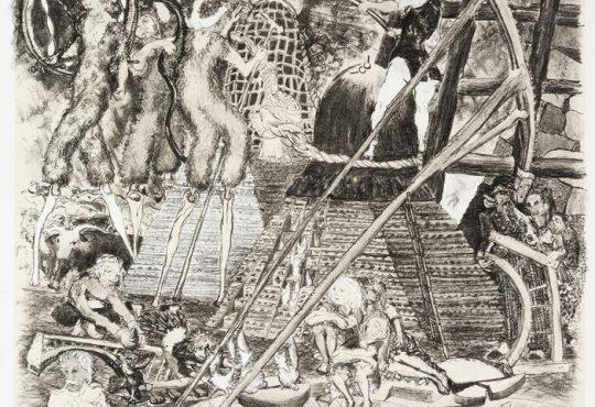 "Artist Pages – Russell Ferguson: ""Data Riven"""