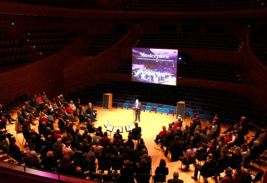 Arts News: KC Symphony Makes Final Push to Create $55 Million Endowment