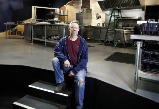 The Job: Gary Mosby, Scenic Designer, Unicorn Theatre