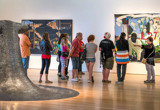 Empowering Educators Through Art at the Nerman Museum