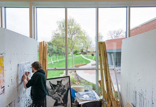 Susan Schmelzer on Arts Policy: Our Venerable Academies: Studios Among the Showrooms