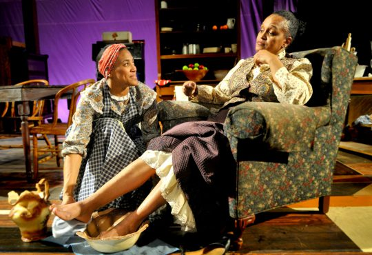 Plays With a Punch: A Theater Critic's Wish list for KC