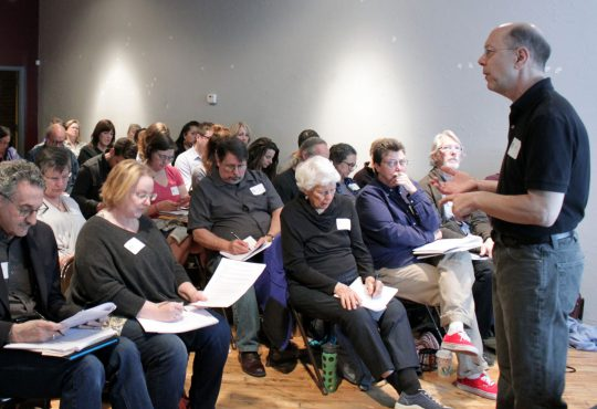 Julius A. Karash on Business and the Arts: Artists Learn Legal Ropes at Boot Camp