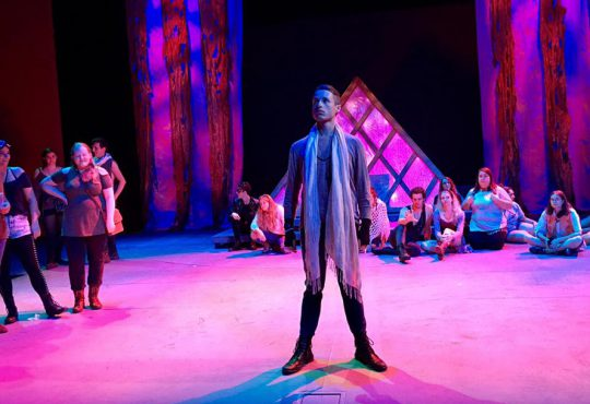 W. A. Mozart's: The Magic Flute, Presented by Lawrence Opera Theatre, August 18 & 20