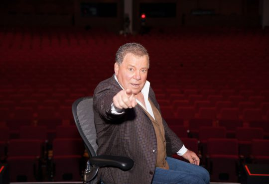 Can You Live in Shatner's World?
