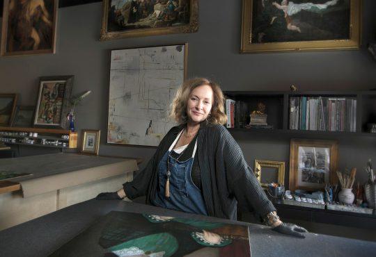 The Job: Peggy Van Witt