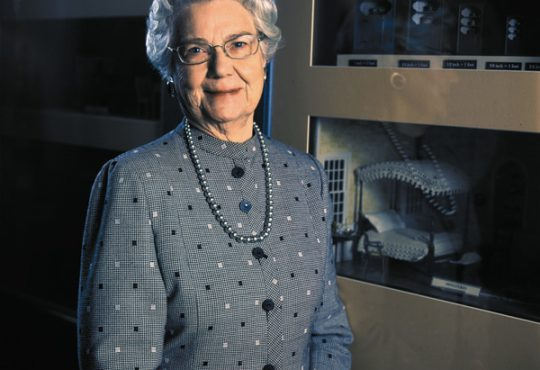 KC Resident Barbara Marshall Continues to Foster an Art Movement