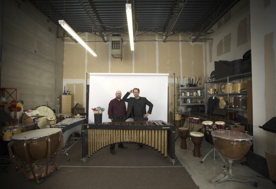 Arts News: Popularizing Percussion