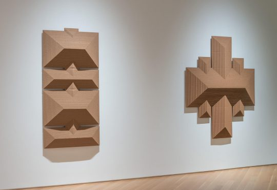 """""""May Tveit: Universal Boxes,"""" Nerman Museum of Contemporary Art"""