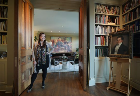The Job: Rachael Blackburn Cozad