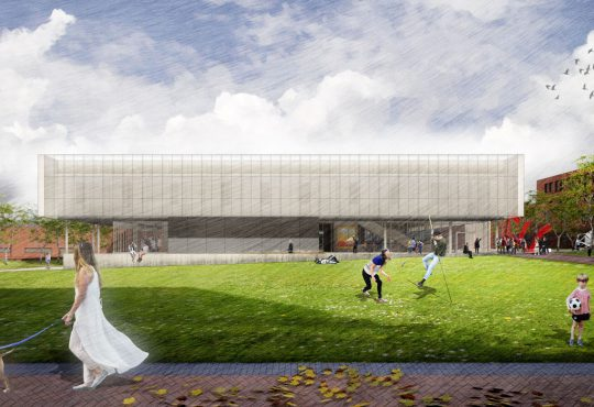 New JCCC Fine Arts & Design Studios: Extraordinarily Reimagined for the 21st Century