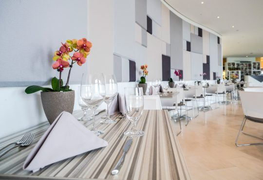 Kauffman Center's Pre-Performance Dining Experience Offers Innovative Cuisine to Guests, Just Steps Away From Their Seats