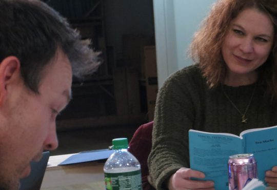 "Love and the Sea: Kansas City Actors Theatre Presents the Irish Romantic Comedy ""Sea Marks"""