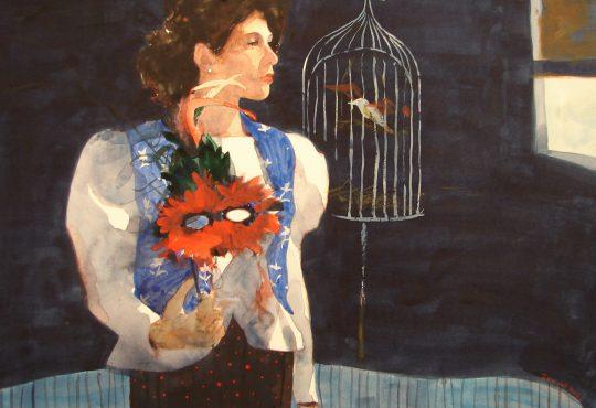 """Jonathan Knight,"" EthnicArt Gallery"