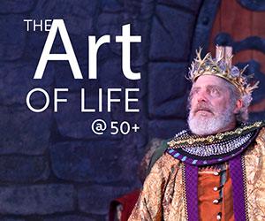 Art of Life @ 50+ Mar/Apr 2018