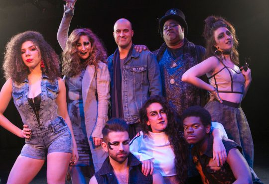 """Musical Theater Heritage Brings """"Cats"""" Up to Scratch in New Production"""