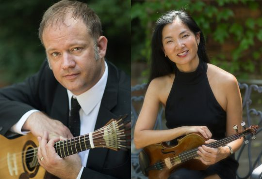 Bach Aria Soloists Will Present Popular 'Night of Tango' at the Folly Theater
