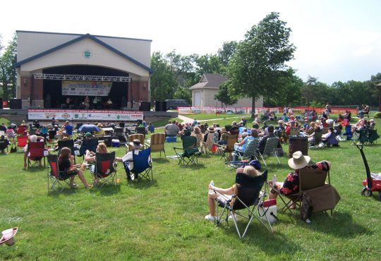 Gladstone Summertime Bluesfest Presented by Arvest Bank