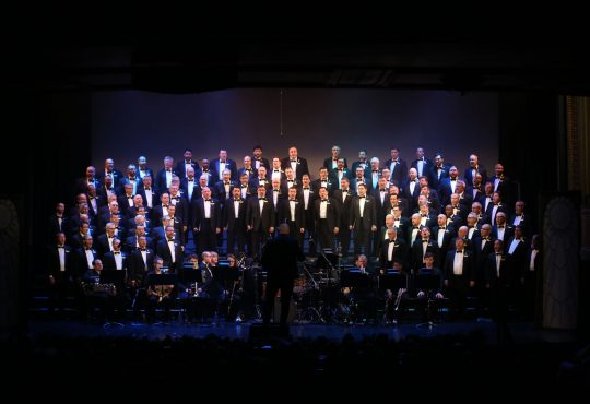 Heartland Men's Chorus Production Ponders the Identity of the Unknown Soldier