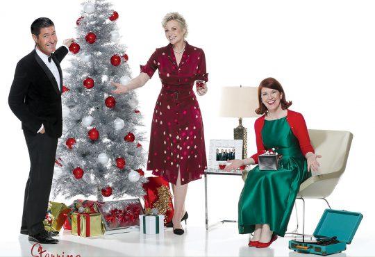 Jane Lynch: A Swingin' Little Christmas!