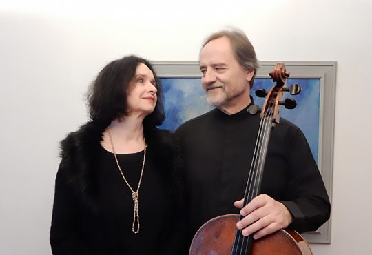 Park ICM Masters in Concert Presents Daniel Veis, Cello, and Helena Veisova, Piano