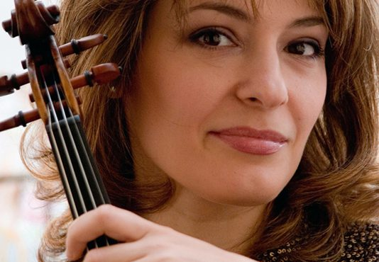 Park ICM 1900 Series Featuring Irina Muresanu, Violin