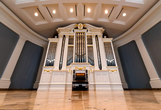 Kansas City's Pipe Organs in the Limelight