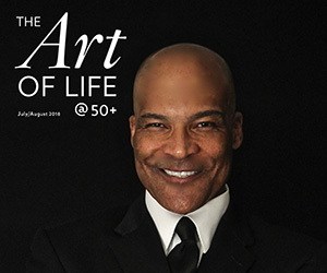 Art of Life @ 50+ July/Aug 2018 – Sidebar