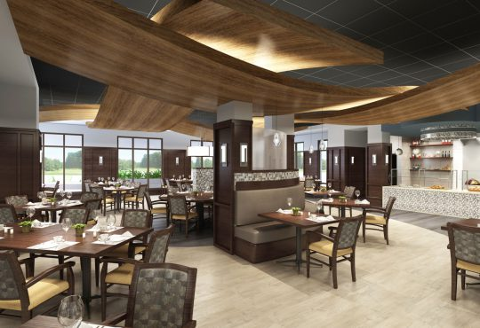 Village Shalom's New Independent Living Community to Introduce Next-Generation Amenities
