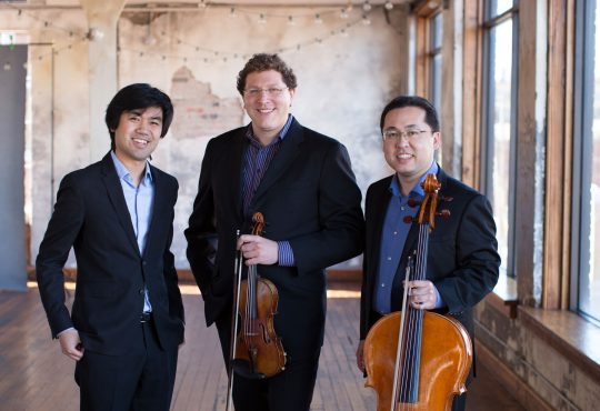 Concert to Come: Beethoven's Triple Concerto